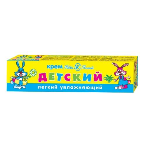 НЕВСКАЯ КОСМЕТИКА Крем детский Легкий Увлажняющий 40 мл (36)